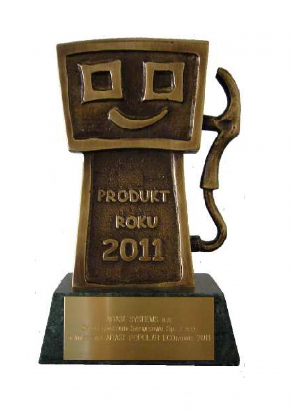 Product of the Year 2011 - Stacja Paliw 2011