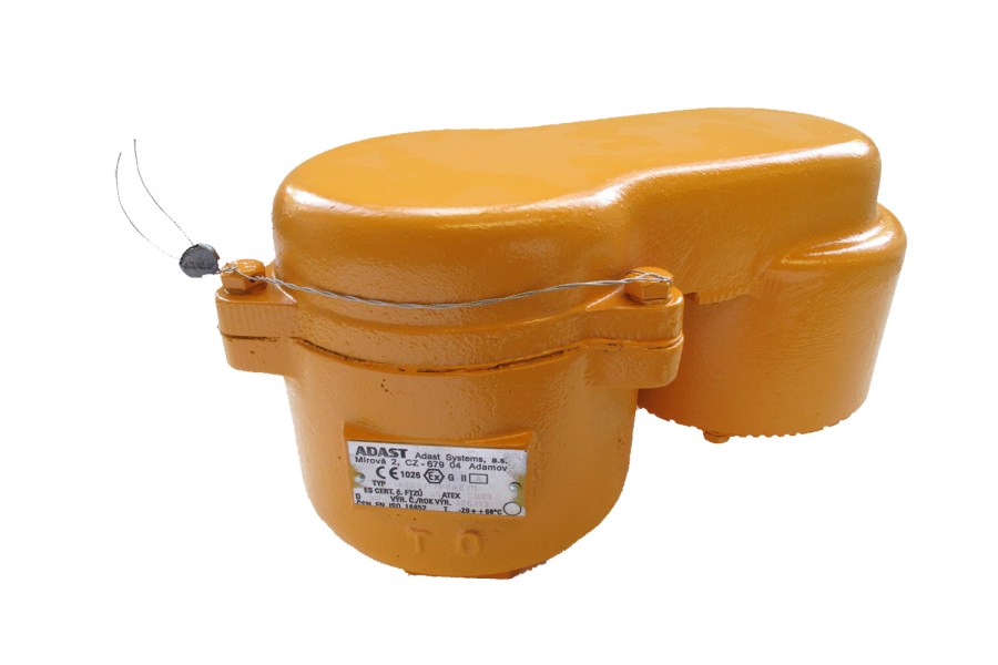 Valved end-of-line arresters